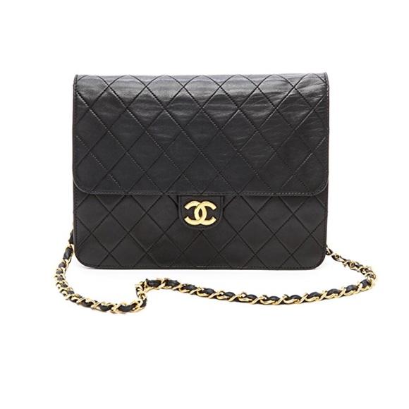 97ffffb4727f CHANEL Handbags - WGACA Vintage Chanel Ex- Flap Bag